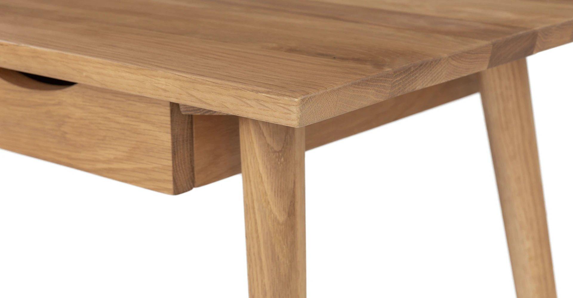 Culla Oak Desk
