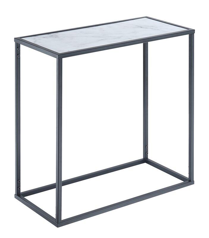 Roark End Table - black