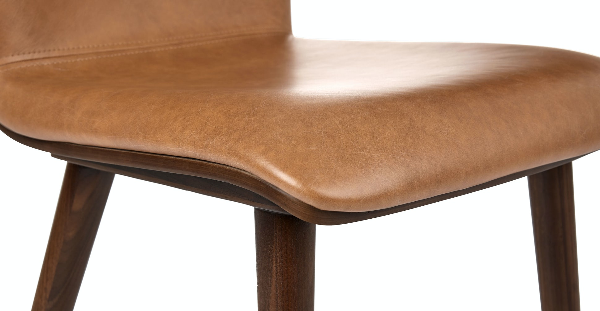 Sede Toscana Tan Walnut Dining Chair set of 2