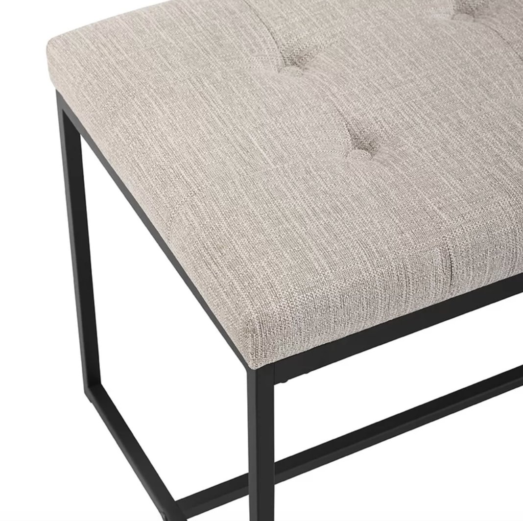 Mardell Metal Bench