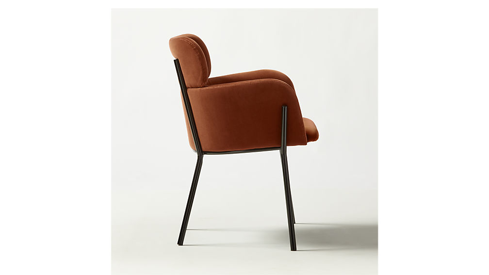 Azalea Brown Chair