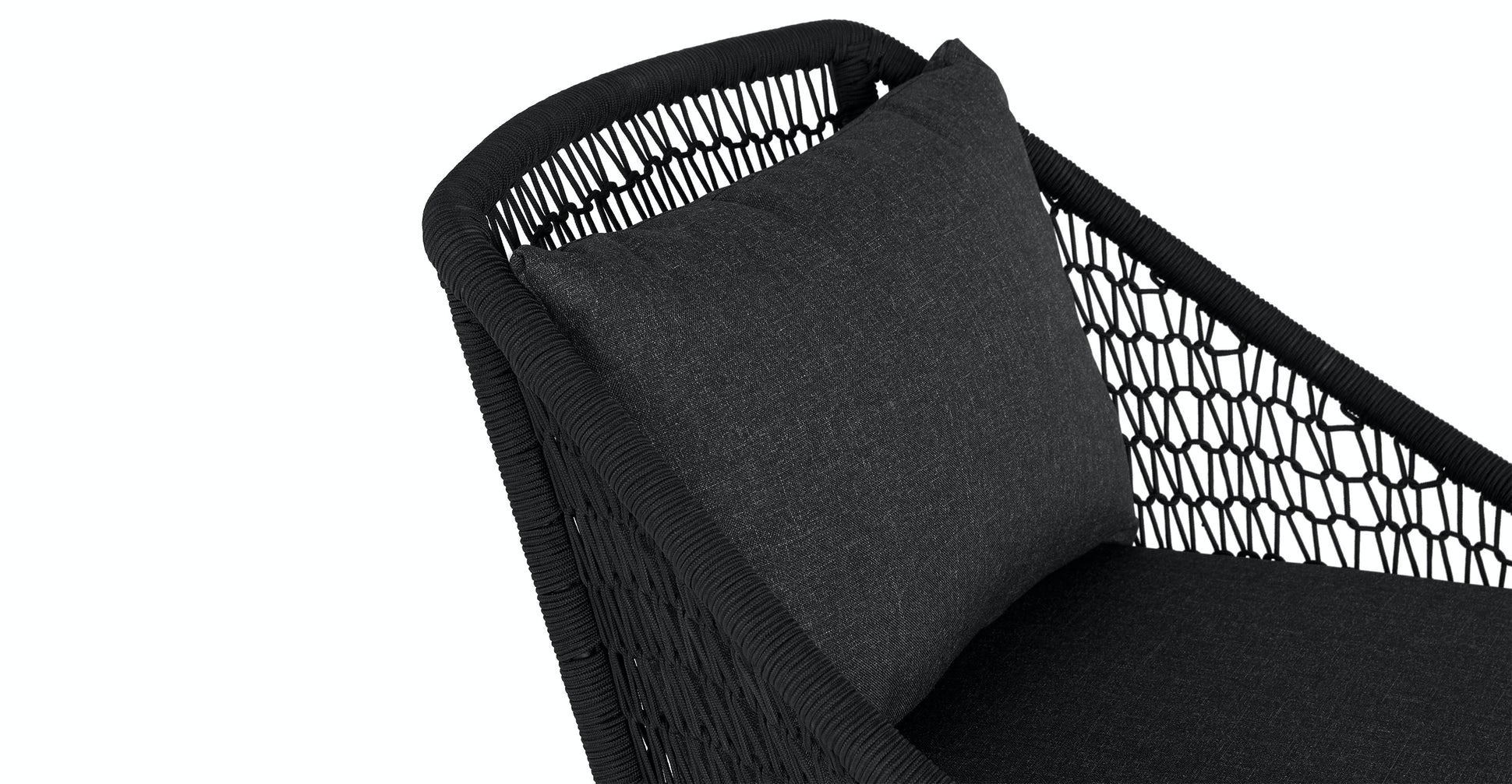 Tupo Slate Gray Lounge Chair