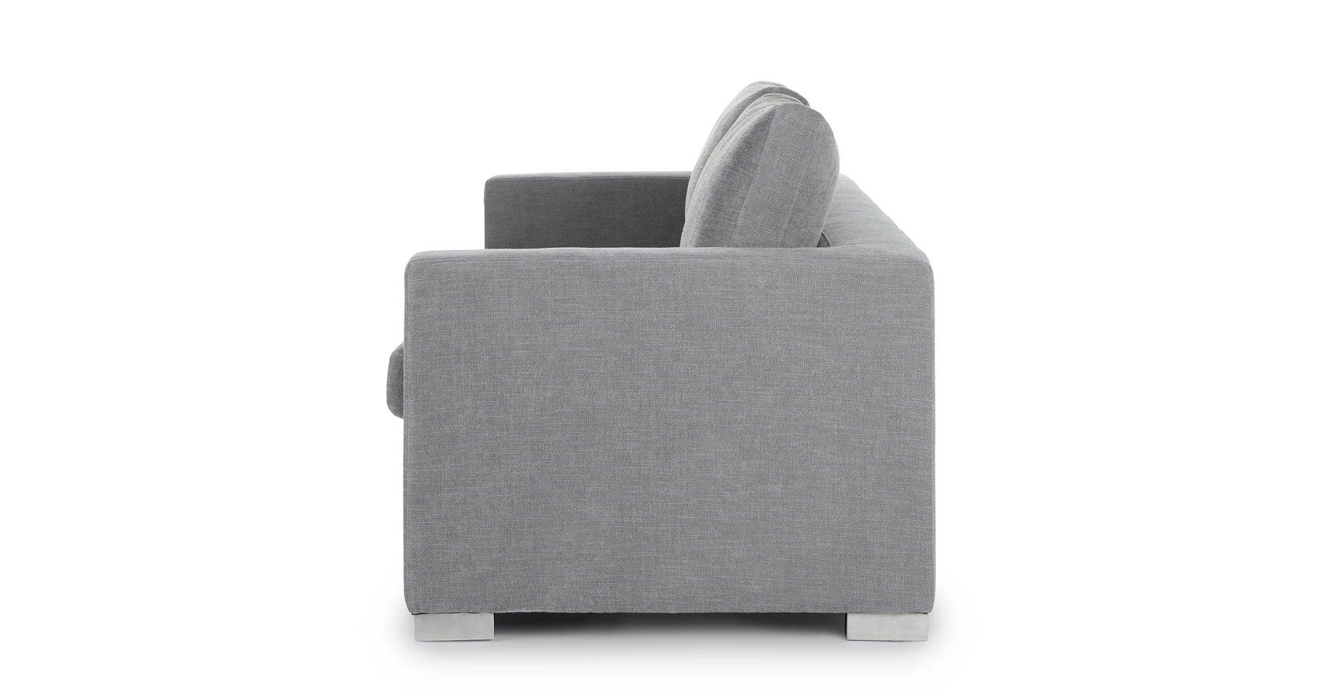 Soma Dawn Gray Sofa Bed