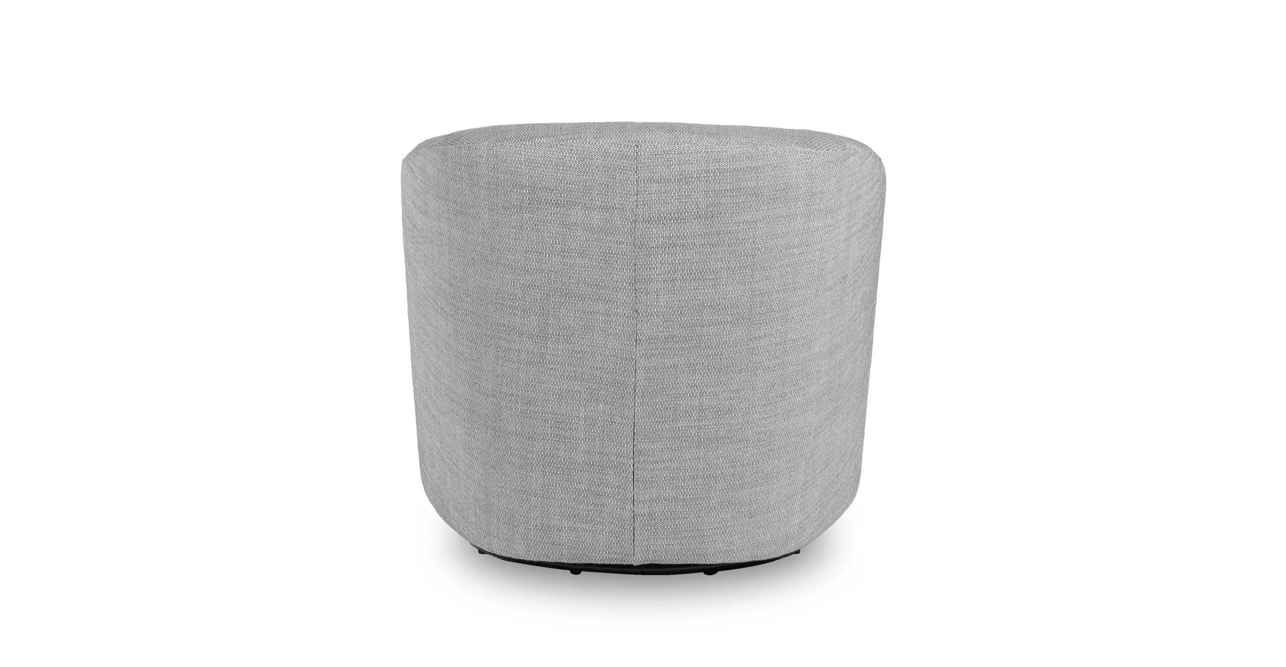 turoy duke gray chair