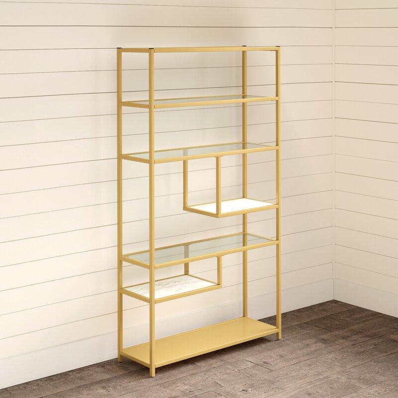 Kit Geometric Bookcase