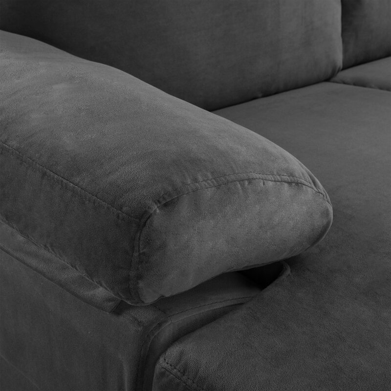 """Martello 101"""" Left Hand Facing Sofa and Chaise"""