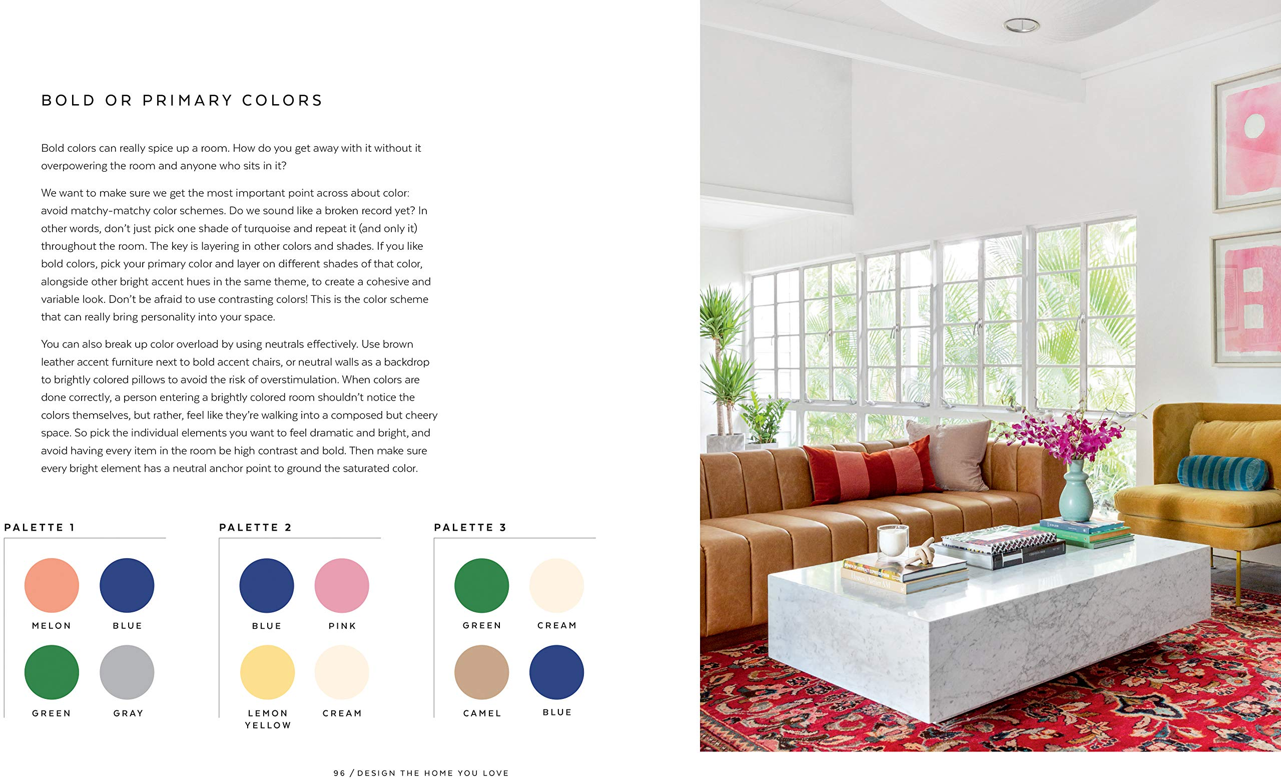 Design the Home You Love: Practical Styling Advice to Make the Most of Your Space (An Interior Design Book) by Havenly