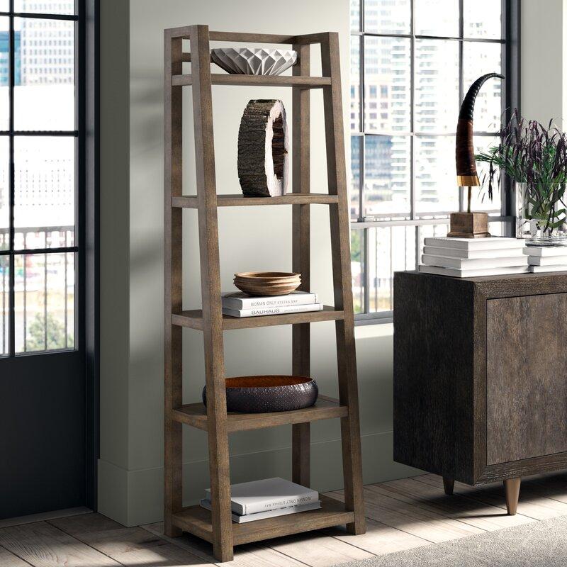 Bridgnorth Keeble Leaning Ladder Bookcase
