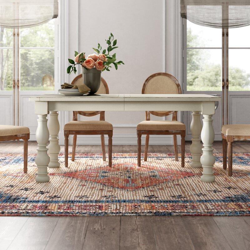 Kelly Clarkson Home Sylvan Extendable Dining Table