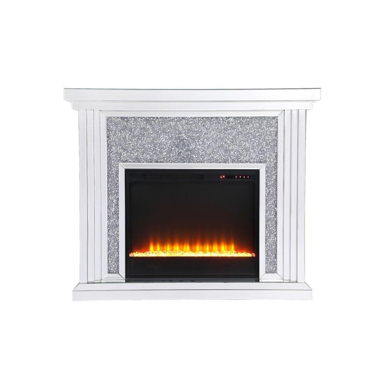 Abdiel Electric Fireplace