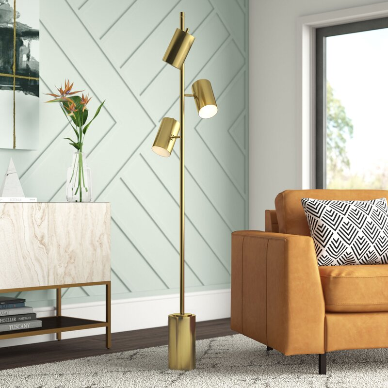 "Higgin 65.5"" Tree Floor Lamp"
