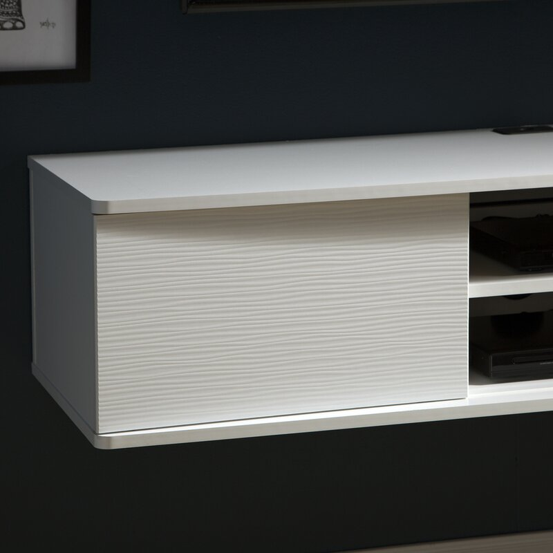 Agora Floating TV Stand for TVs up to 65 inches