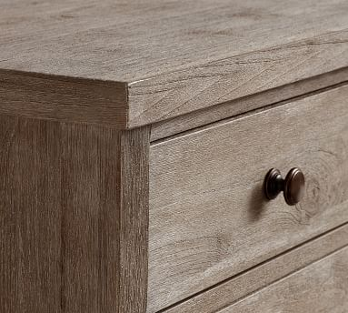 Toulouse Tallboy Dresser, Gray Wash