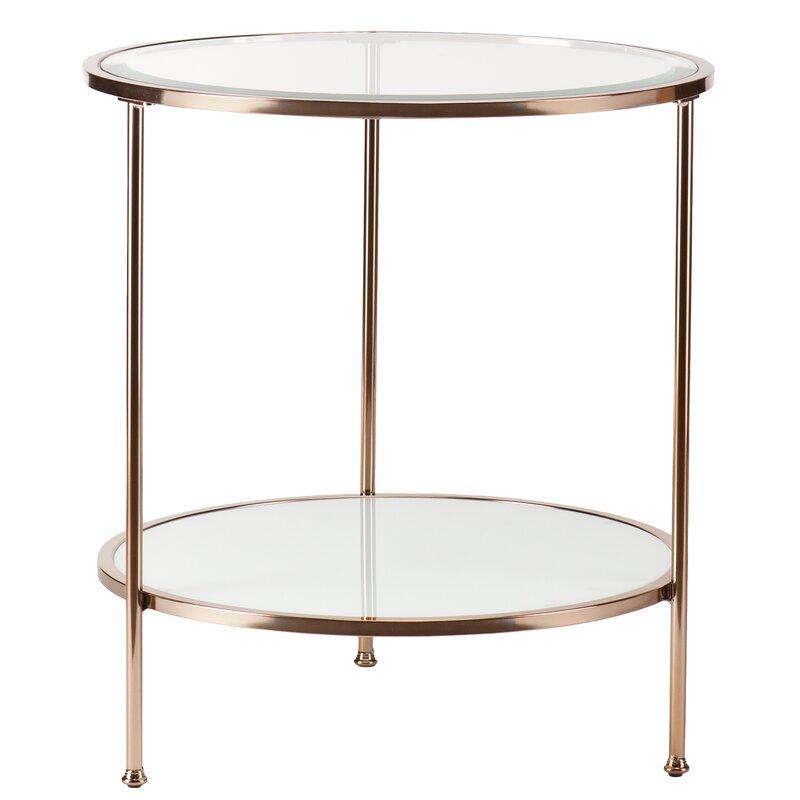 Jamiya End Table