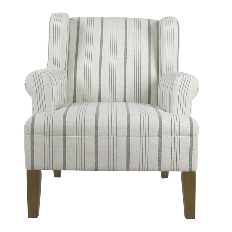 Atkinson 31.5'' Wide Wingback Chair