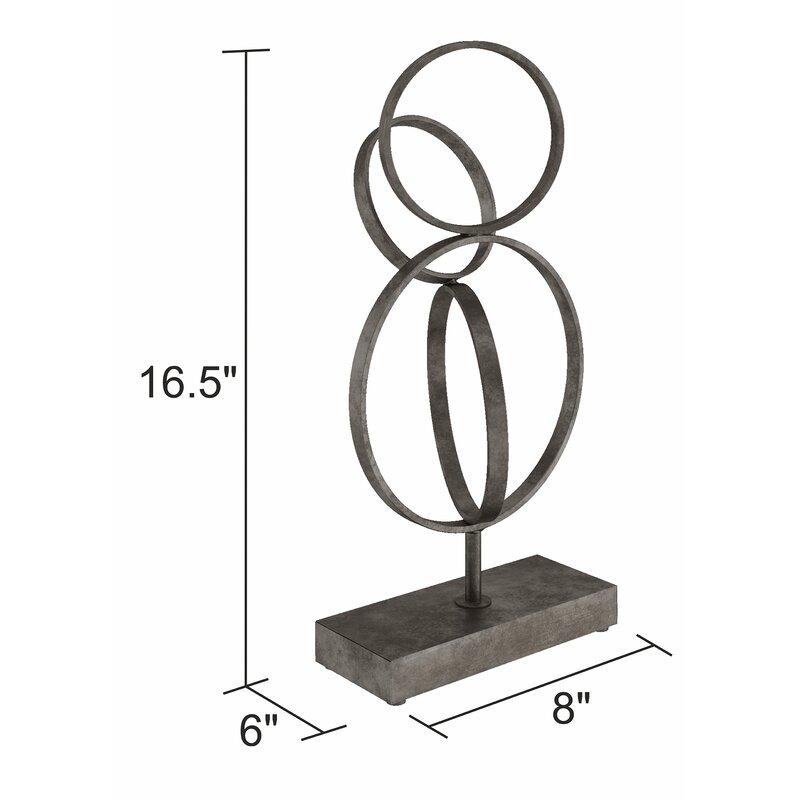 Kirkoswald Abstract Metal Sculpture
