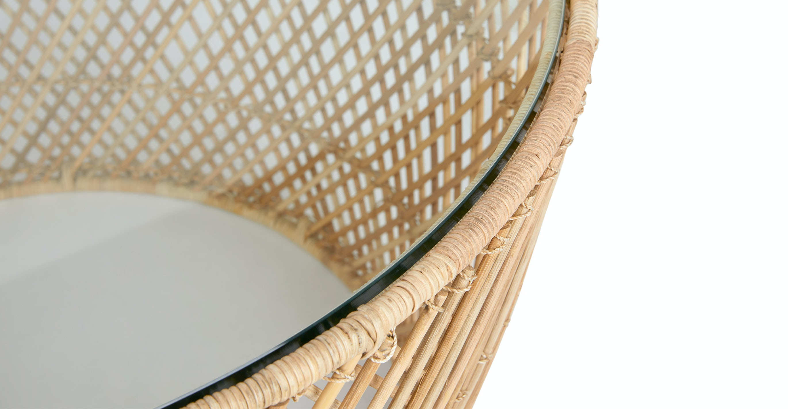 Catta Natural Coffee Table
