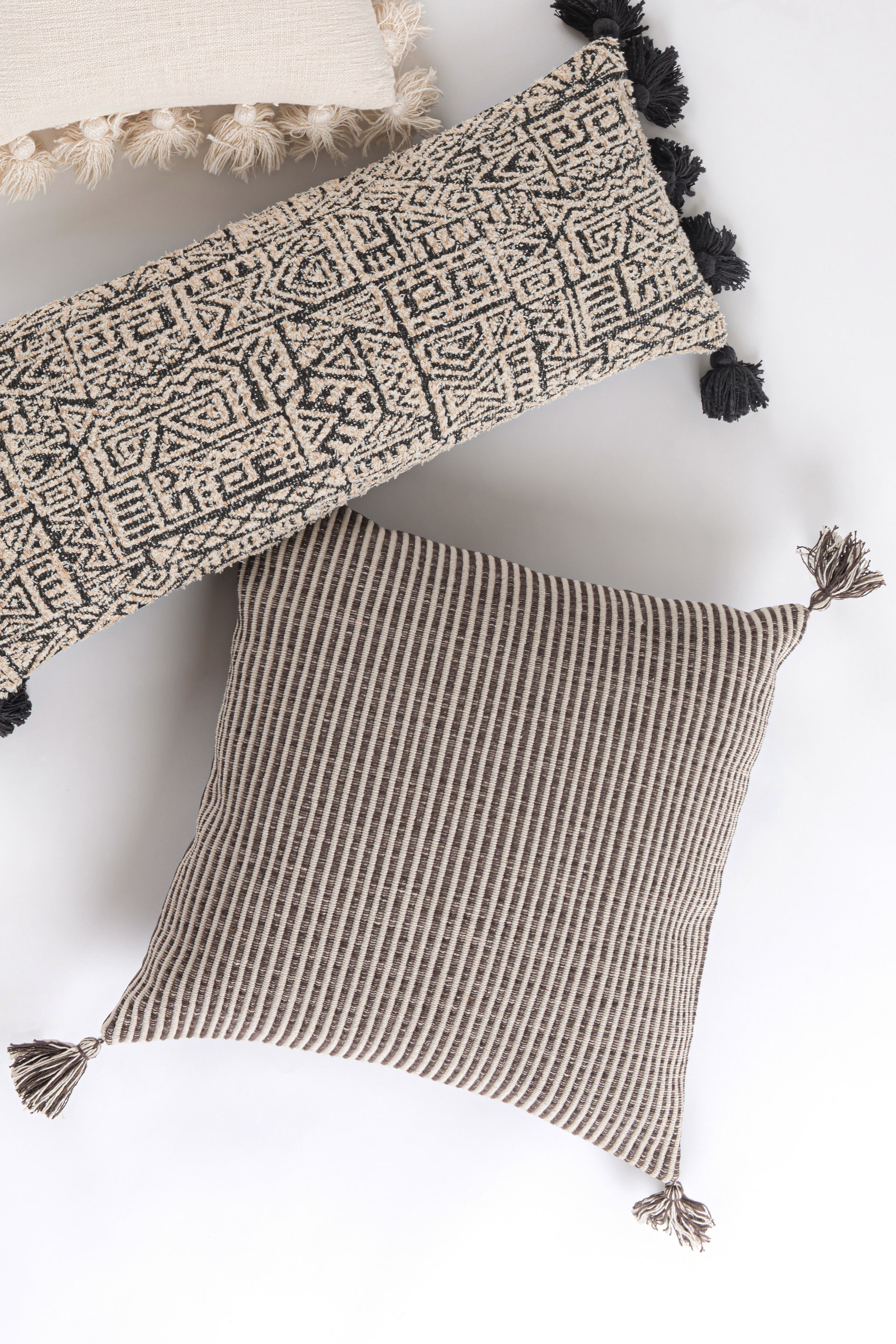 Stafford Striped Pillows, Set of 2