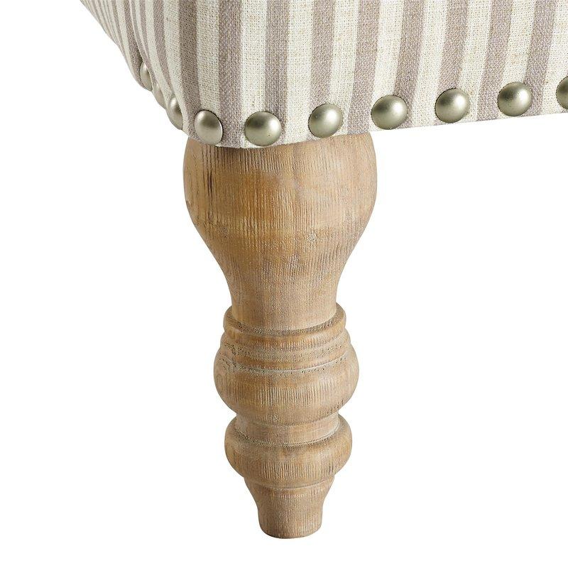 "Deston 29.13"" W Polyester Armchair"