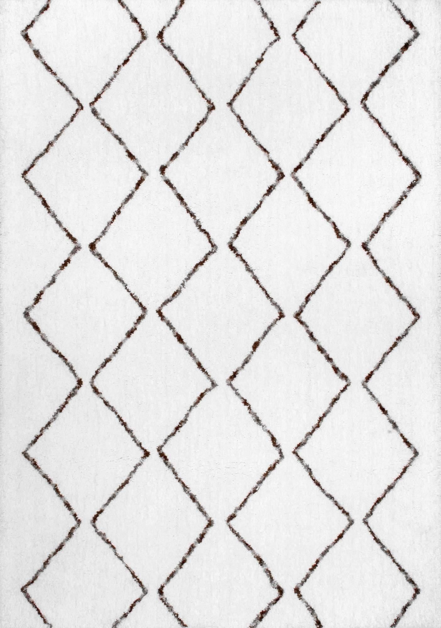 Hand Tufted Corinth Rug - 6' x 9'