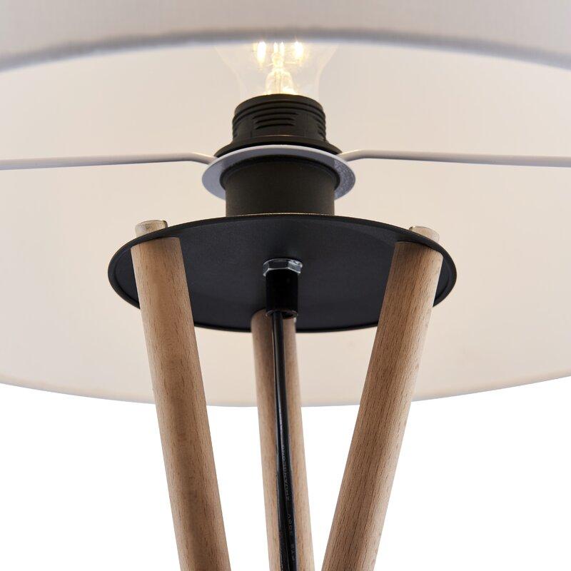 "Kennerson 61"" Tripod Floor Lamp"