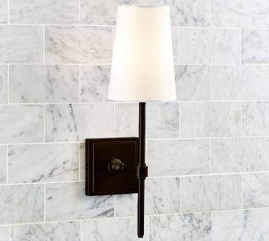 Pearson Lighting, shade Single, Matte Black