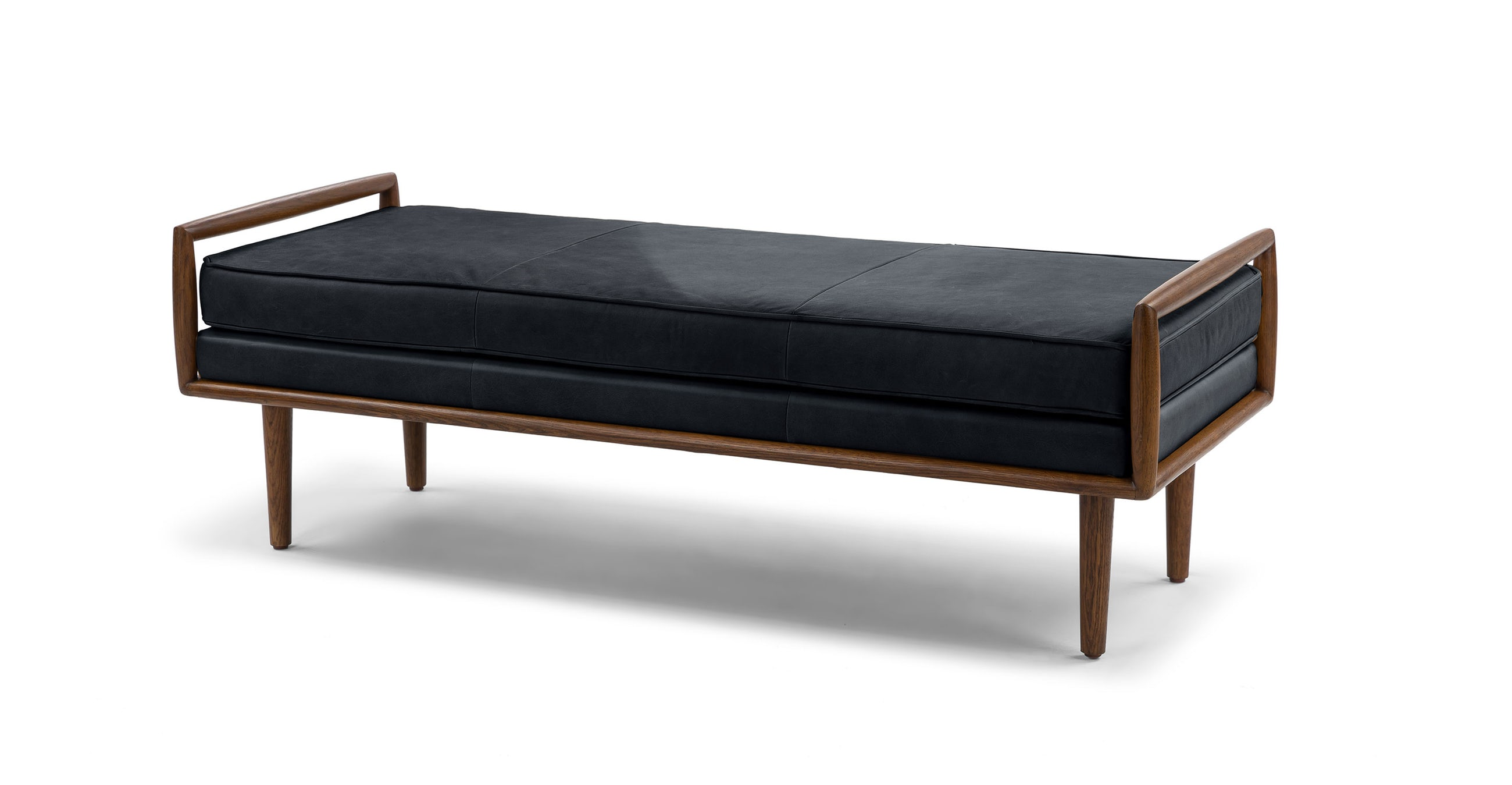 Ansa Charme Black Bench