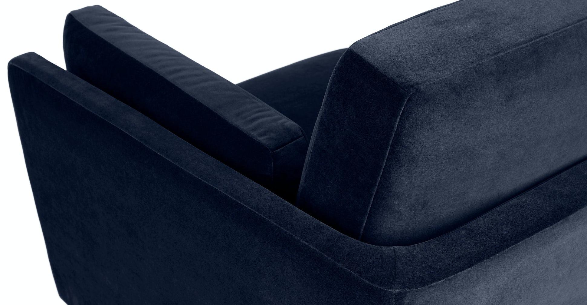 Ceni Maren blue sofa