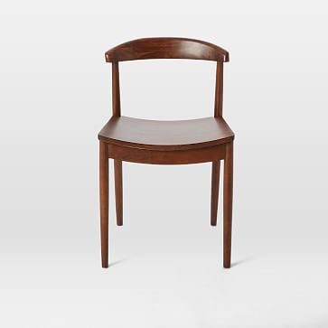 Lena Side Chair, Espresso