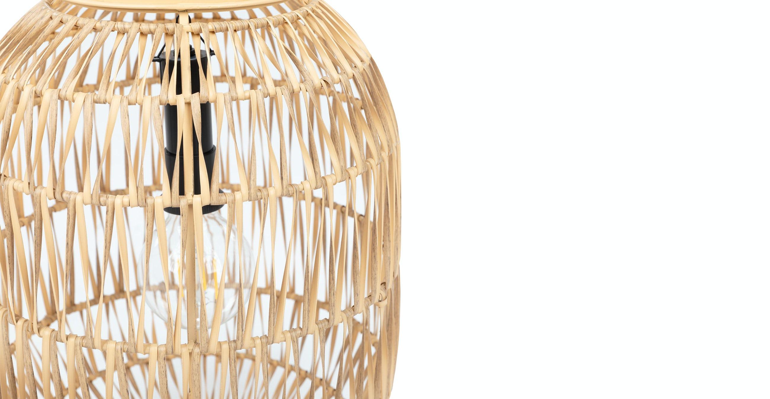 Bori Large Natural Lantern Set