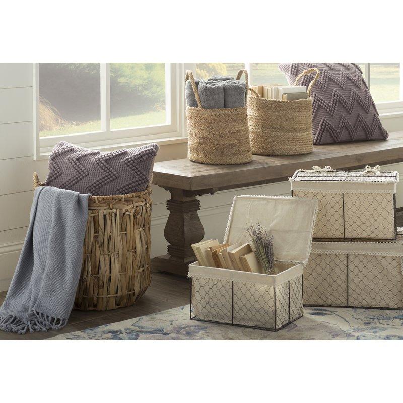 Jute Baskets (set of 2)