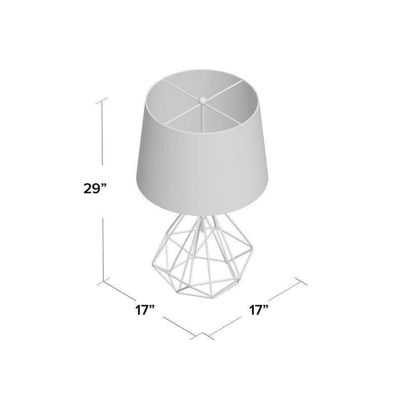 "Kamila 29"" Table Lamp"