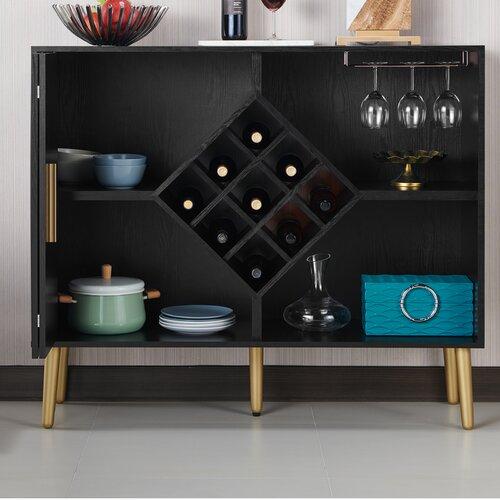 Danforth Bar Cabinet