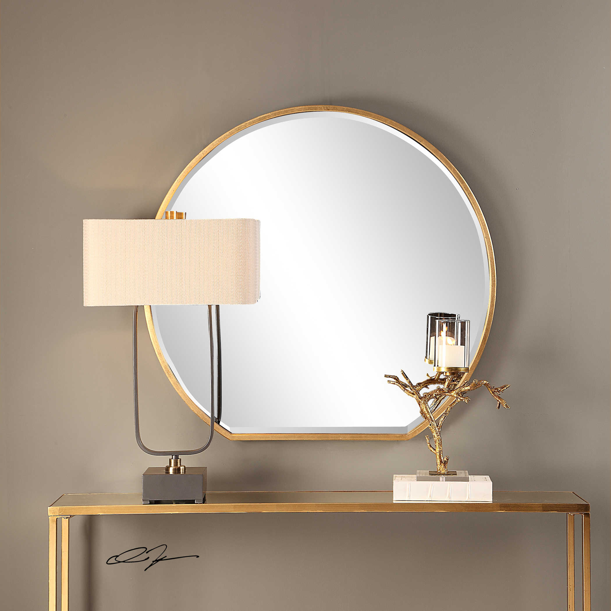 Cabell Wall Mirror
