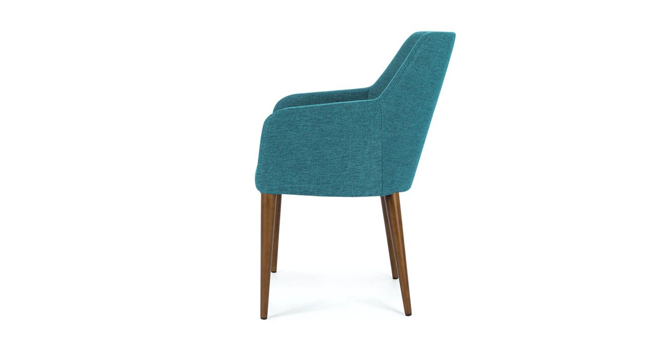 Feast Arizona Turquoise Dining Chair