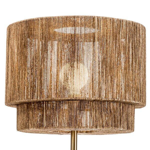 "Everleigh 58.25"" Traditional Floor Lamp"