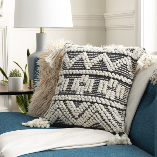 """Ismo Pillow Cover, 18"""" x 18"""""""