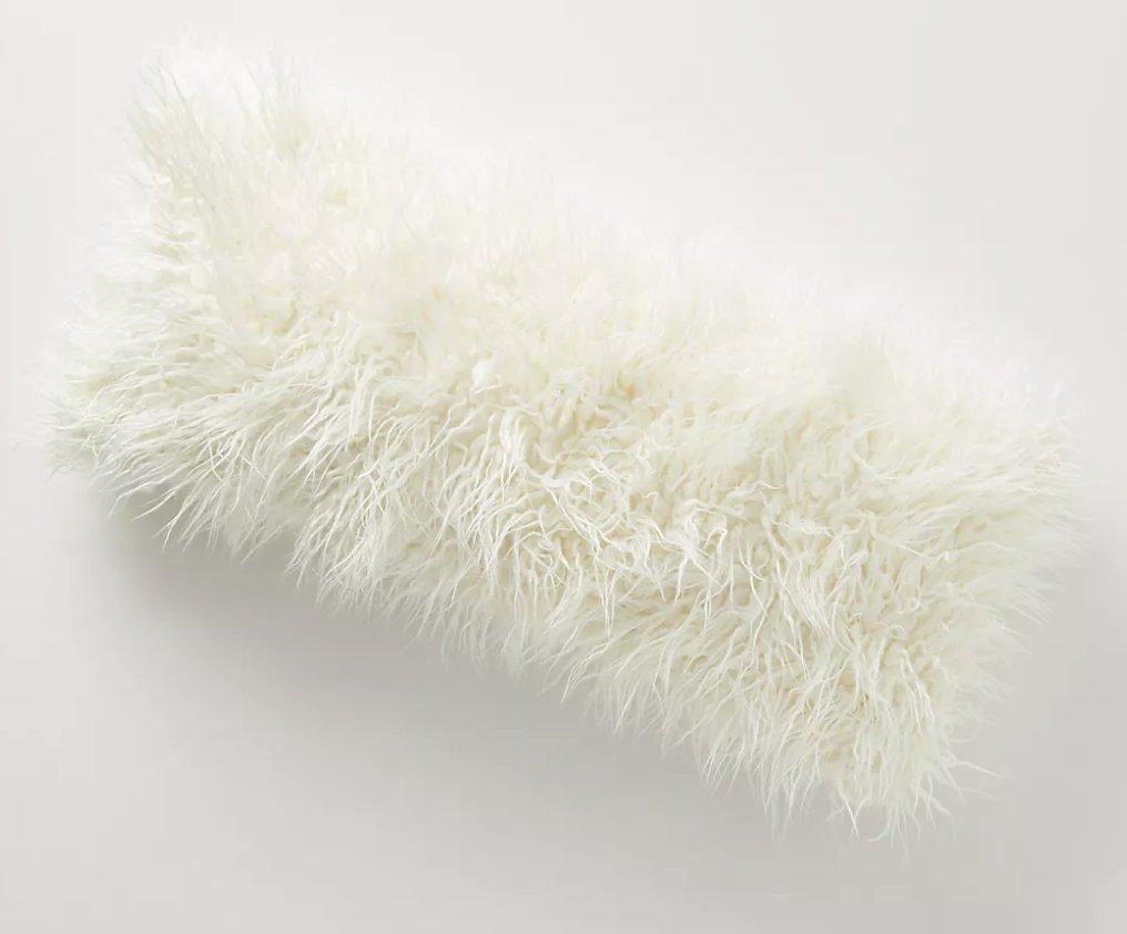 Makura Faux Fur Pillow