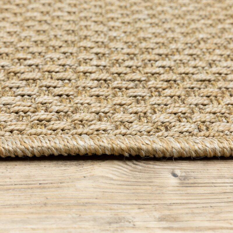 Barksdale Sand Indoor / Outdoor Area Rug