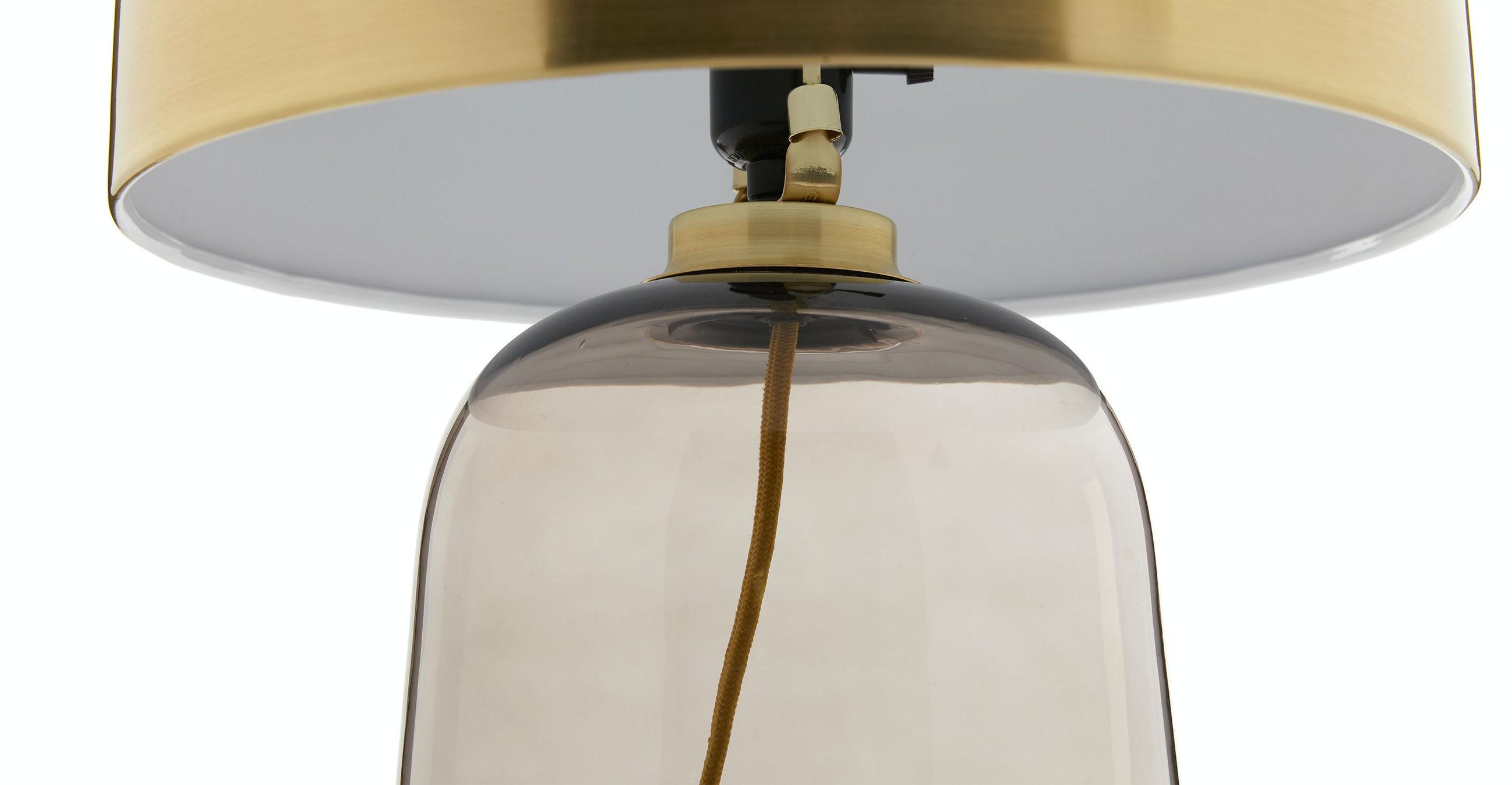 Koepel Brass Table Lamp