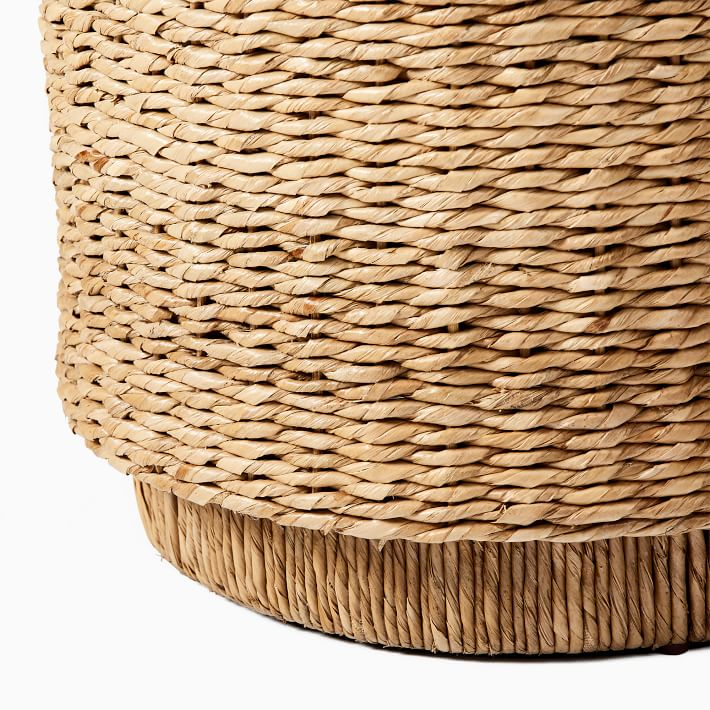 Seagrass Side Table