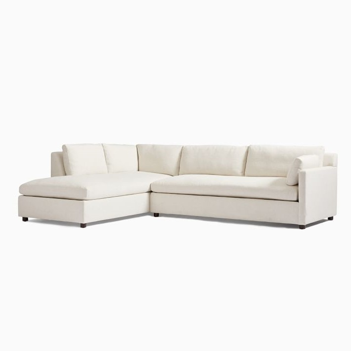 Marin Set 02: Left 2-Piece Terminal Chaise Sectional