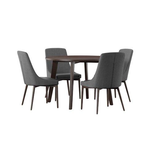 Blaisdell Linen Upholstered Side Chair (Set of 2)