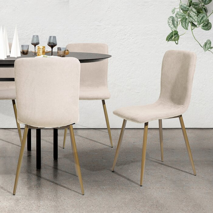Alec Upholstered Dining Chair, Set of 4