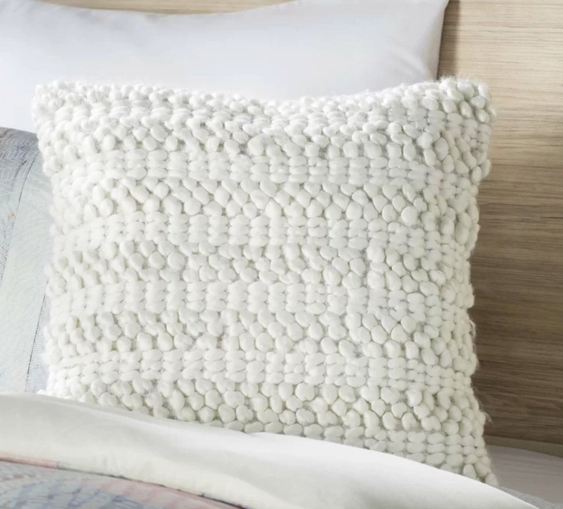 Colmars Throw Pillow