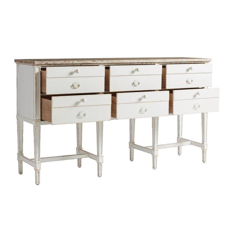 Juniper Dell Buffet Table