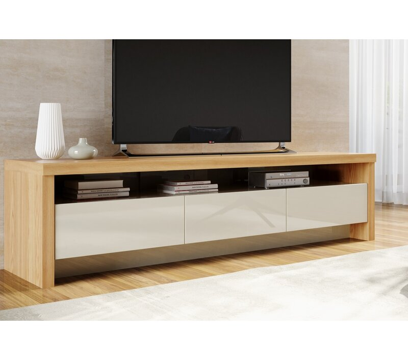 Makiver TV Stand for TVs up to 88 inches