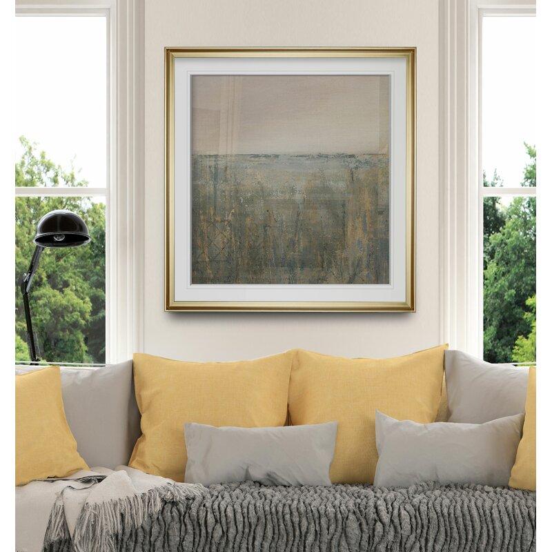 'Sunset Marsh' - Painting Print