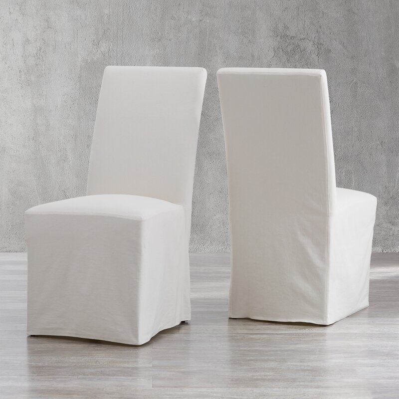 Abbate Upholstered Dining Chair (Set of 2)