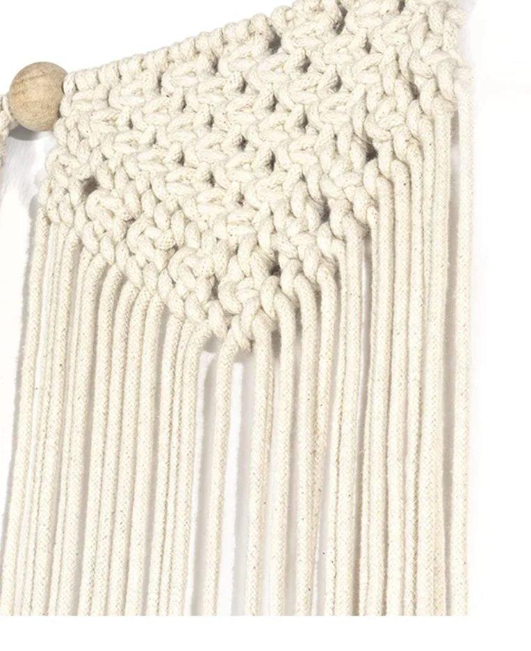 Cotton Macrame Wall Hanging